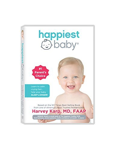 Happiest Baby On The Block New Way To Calm Crying & Help Your Baby Sleep Long