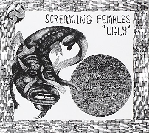 Screaming Females Ugly Digipak