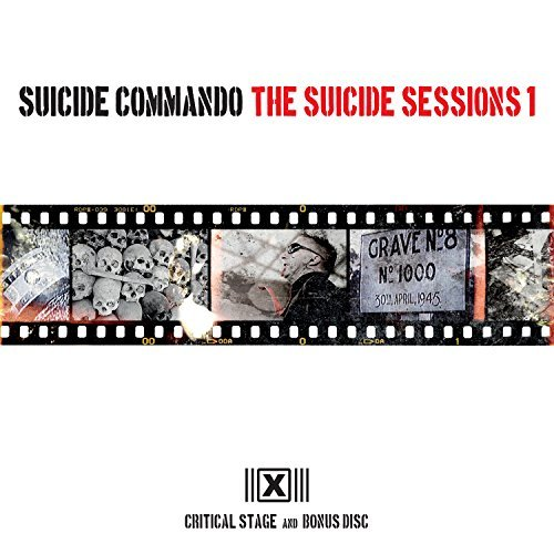 Suicide Commando Suicide Sessions 1 (critical S