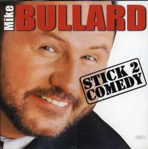 Mike Bullard Stick 2 Comedy Import Eu