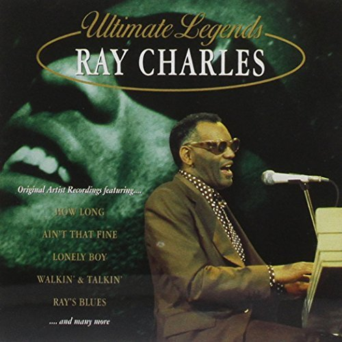 Ray Charles Ultimate Legends