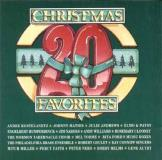 Twenty Christmas Favorites 20 Christmas Favorites Elmo & Patsy Clooney Conniff Faith Andrews Torme Mathis