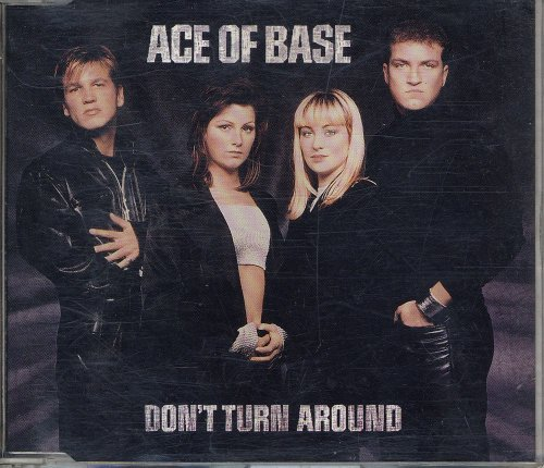 Ace Of Base Don't Turn Around (x2) Dance