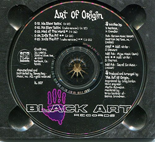 Art Of Origin No Slow Rollin'
