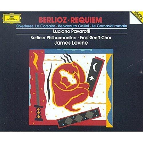 H. Berlioz/Requiem/Overtures