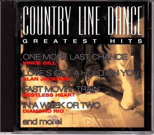Country Line Dance Greatest Hits Country Line Dan Gill Jackson Restless Heart Country Line Dance
