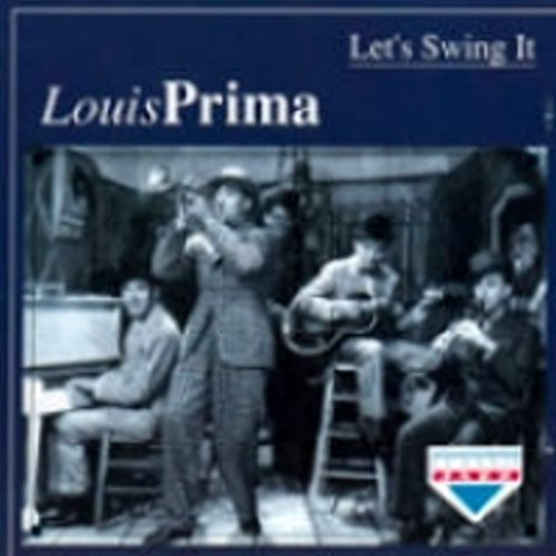Louis Prima Let's Swing It