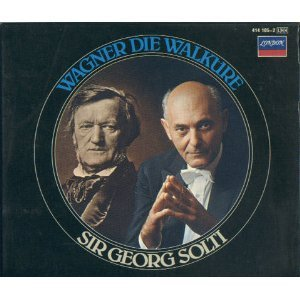 Wagner R. Walkure Comp Opera Nilsson Crespin Ludwig King + Solti Vienna Phil Orch