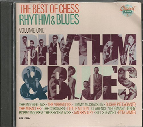 Best Of Chess Rhythm & Blue Vol. 1 Best Of Chess Rhythm &