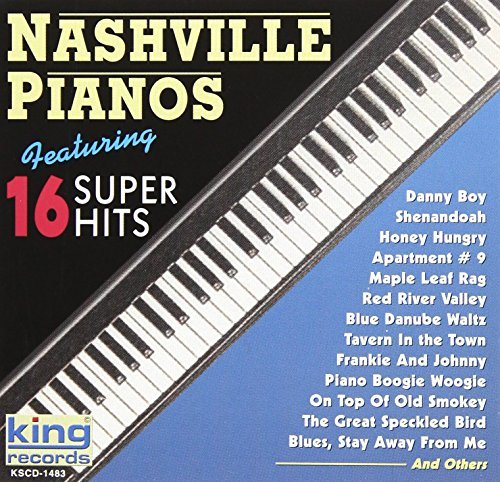 Nashville Pianos 16 Super Hits