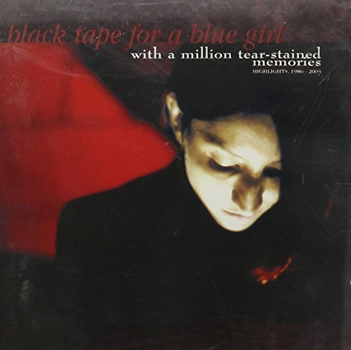 Black Tape For A Blue Girl With A Million Tear Stained Me Lmtd Ed. 2 CD Set