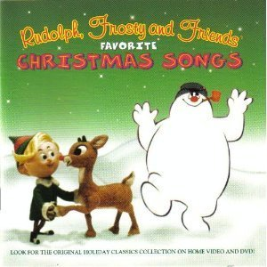 Rudolph Frosty & Friends' Favorite Christmas So Rudolph Frosty & Friends' Favorite Christmas So