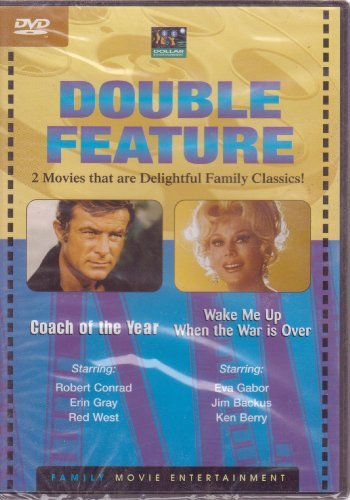 Cosh Of The Year Wake Me Up When It's Over Double Feature DVD Nr