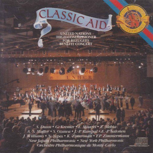 Lorin Maazel Classic Aid Benefit Concert United Nations High C