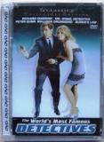 World's Most Famous Detectives Vol. 1 Burke's Law Peter Gunn Bulldog Drummond