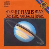 Holst Planets Maazel Orchestre National De France