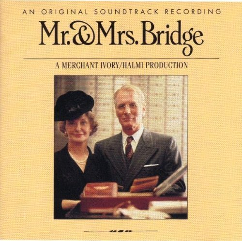 Mr. & Mrs. Bridge Soundtrack