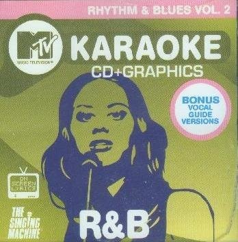Karaoke Mtv R&b Vol. 2
