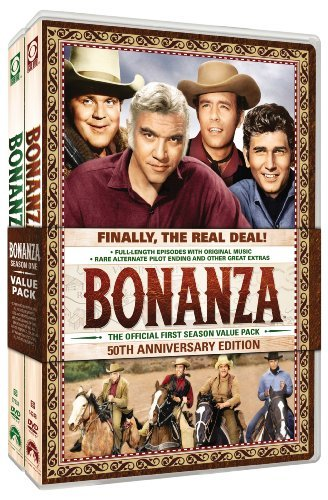 Bonanza Bonanza Vol. 1 2 Official Sea Nr 8 DVD