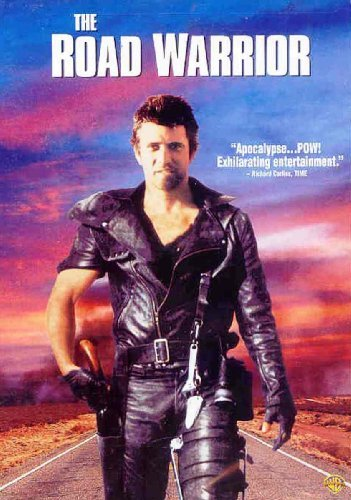 Mad Max Road Warrior Gibson DVD R
