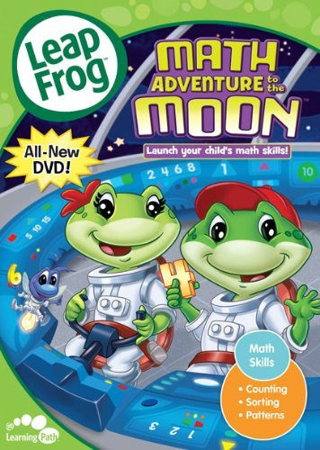Math Adventure To The Moon Leapfrog Nr