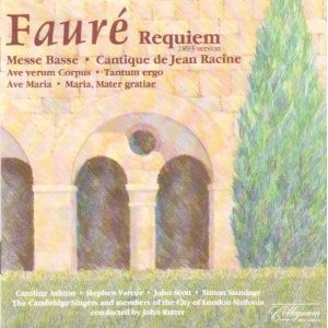 G. Faure Requiem (first Recording 1893 Version) Cantique