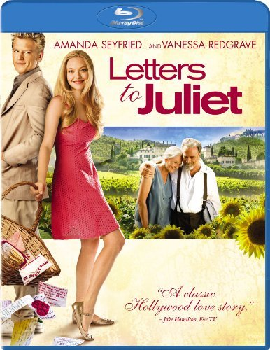 Letters To Juliet Seyfried Redgrave Bernal Pg