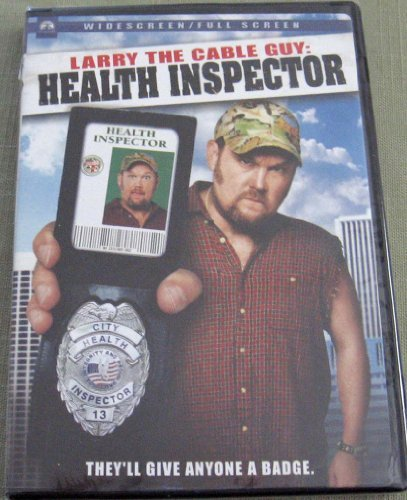 Larry The Cable Guy Health Inspector (full Ws)