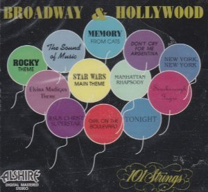 101 Strings Broadway & Hollywood