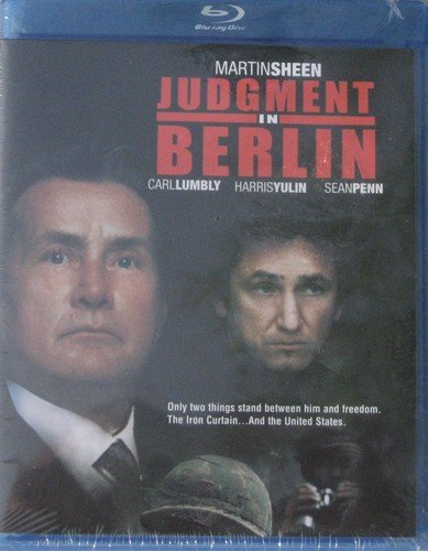 Judgement In Berlin Judgement In Berlin Blu Ray