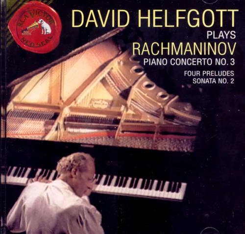 David Helfgott Rachmaninov Piano Concerto No