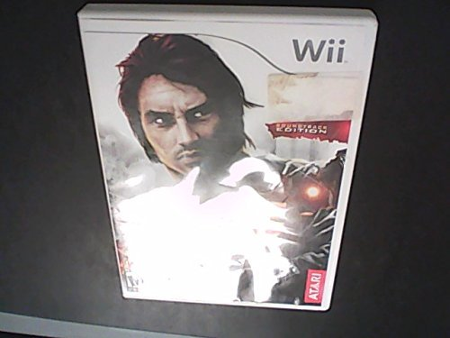 Wii Alone In The Dark Soundtrack Edition