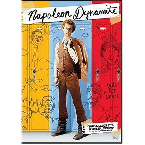 Napoleon Dynamite Heder Gries Ruell Rental Version