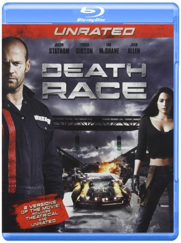Death Race Statham Gibson Blu Ray Ws Ur Incl. DVD
