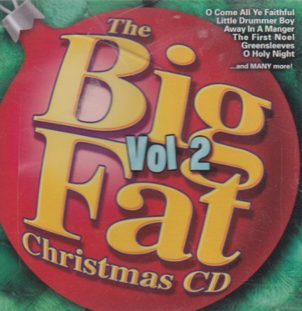 Sterling Entertainment Big Fat Christmas CD Vol. 2