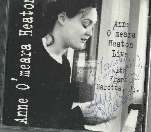 Anne O'meara Heaton Live With Frank Marotta Jr.