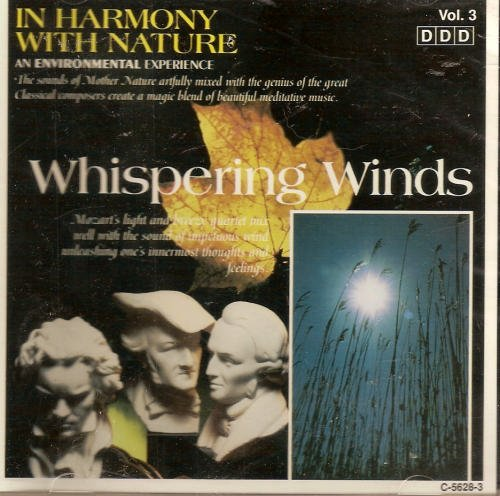Whispering Winds In Harmony With Nature
