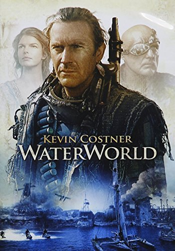 Waterworld Costner Hopper Tripplehorn DVD Pg13