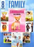 8 Movie Family Pack 8 Movie Family Pack Nr 2 DVD