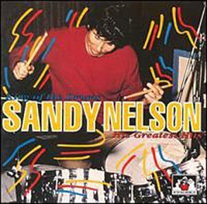 Sandy Nelson King Of Drums Import Gbr