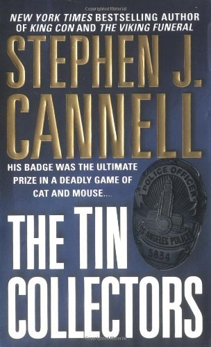 Stephen J. Cannell Tin Collectors The