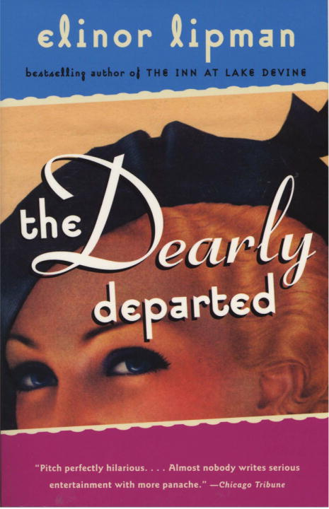 Elinor Lipman The Dearly Departed