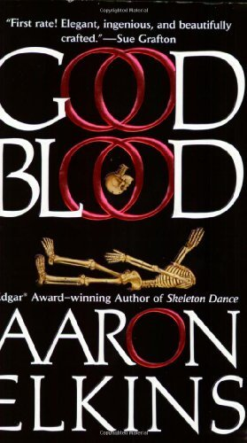 Aaron Elkins Good Blood (a Gideon Oliver Mystery)