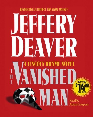Jeffery Deaver The Vanished Man Abridged