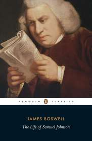 James Boswell The Life Of Samuel Johnson Abridged