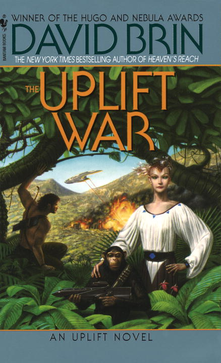 David Brin The Uplift War