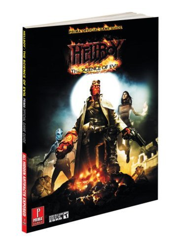 Fletcher Black Hellboy The Science Of Evil Prima Official Game Guide
