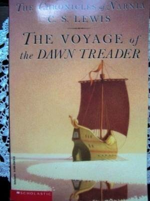 C. S. Lewis The Voyage Of The Dawn Treader The Chronicles Of Narnia #5