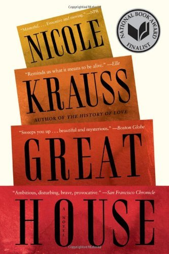 Nicole Krauss Great House Revised