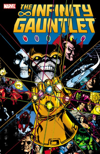 Jim Starlin Infinity Gauntlet